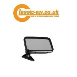 Mk2 Golf Right Side Early Manual Door Mirror 191857502